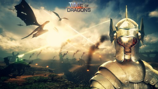 4 I Lab Created Kickstarter Campaign for Time of Dragons