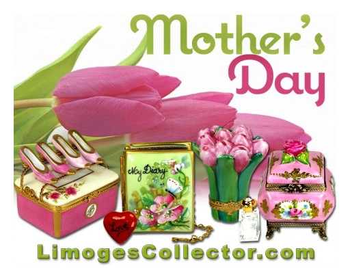 LimogesCollector.com Celebrates Mother's Day With Exquisite Limoges Box Gifts