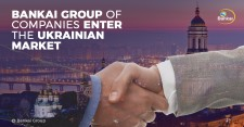 Bankai Group of Companies Enter the Ukrainian Market