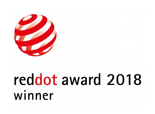 LIMEX Received Red Dot Award: Product Design 2018