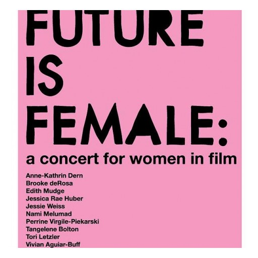 West One Music Group Sponsors 'The Future is Female: A Concert for Women in Film'