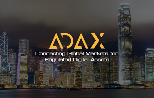 ADAX Awarded New Exchange License for Security Tokens