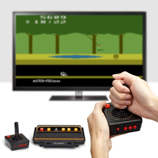 AtGames® and Atari® Announce Fall 2017 Classic Gaming Hardware Lineup