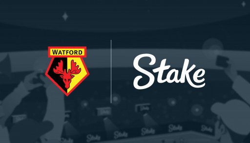Stake.com and Watford FC Announce New Multi-Year Principal Partnership