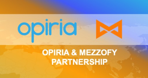Opiria Continues Global Expansion