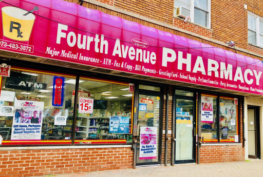 Fourth Avenue Pharmacy wins the 2020 Three Best Rated® award for one of the top rated pharmacies in Newark