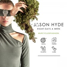 Jason Hyde 'UPCYCLED FASHION' Holiday Campaign.