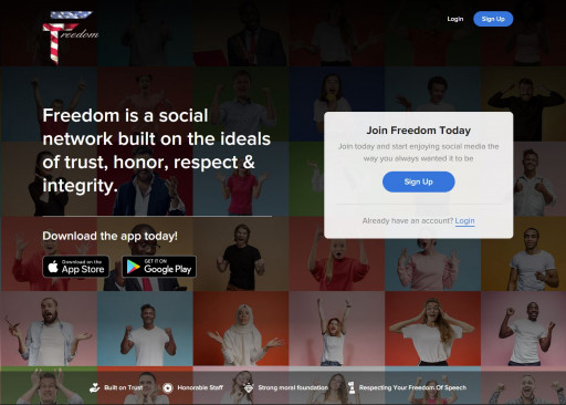 Disabled Veteran Creates Social Network - Seeks Public Support for Launch