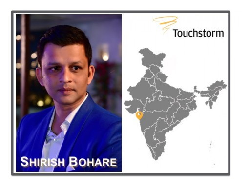 YouTube Agency Touchstorm Opens Mumbai Office, Hires VP Country Manager