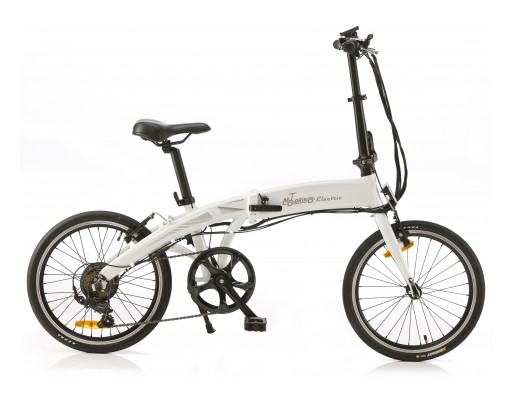 Motorino E-Cycles, Canada Announces Its New Foldable Electric Bike, the Motorino MTf