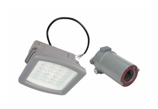 Larson Electronics Releases 40W Explosion Proof Low-Profile LED Light, 24V DC, 4,000 Lumens