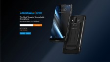 The All-in-One DOOGEE S90 Modular Rugged Phone Will Be Debuted at Crowdfunding Platform