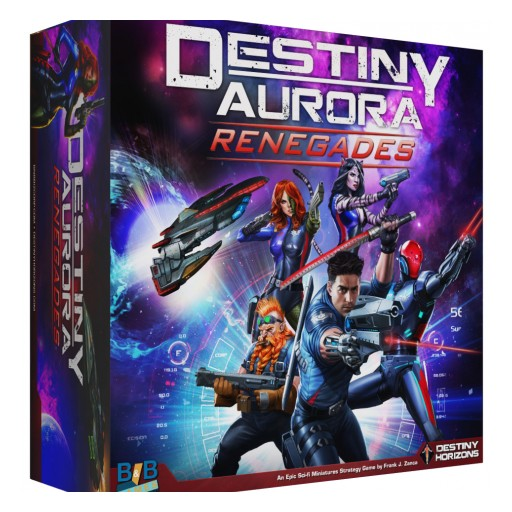 Build Your Crew in a New Sci-Fi Board Game by Hollywood Producer & Novelist
