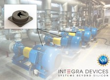 Perpetual Batteries based on vibration for wireless Industrial Asset Monitoring