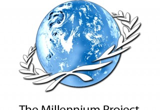 Logo of The Millennium Project