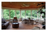 Screened in Porch in the Indianapolis Area