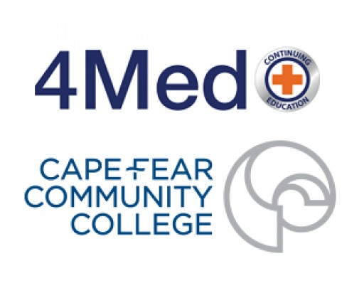 4MedPlus Corp Partners With Cape Fear Community College to Benefit Their Regional Professional Workforce
