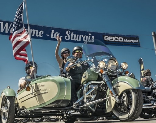 Bates Footwear Signs on as Official Footwear of Veterans Charity Ride to Sturgis