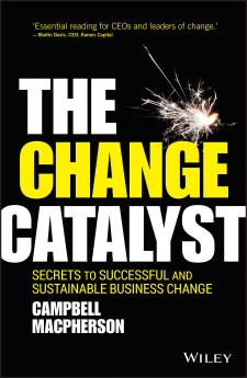 The Change Catalyst: a Wiley publication