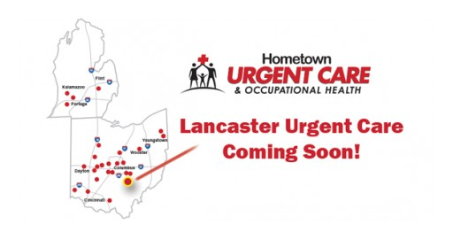 Hometown Urgent Care Expanding to Lancaster, OH