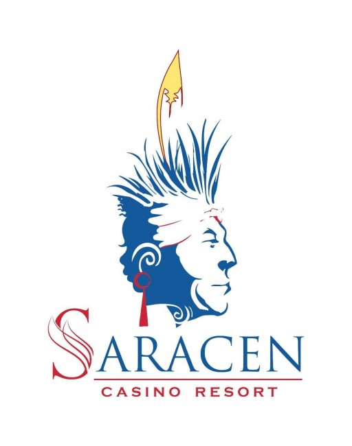 Logo Design for the New Saracen Casino Resort Pays Homage to Native Americans and African-American Women