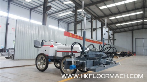 The Reason Why the HIKING Concrete Laser Screed Machine is So Popular With Clients