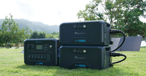 Bluetti Releases  Modular Solar Power Station- the AC 300 That Maxes Out at 6kW (24.6kWh)
