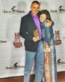 Tom Deady, Winner of the Bram Stoker Award®