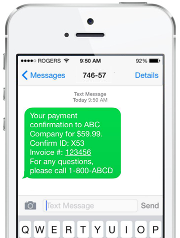 datatel s new sms mobile receipts increases the convenience of ivr