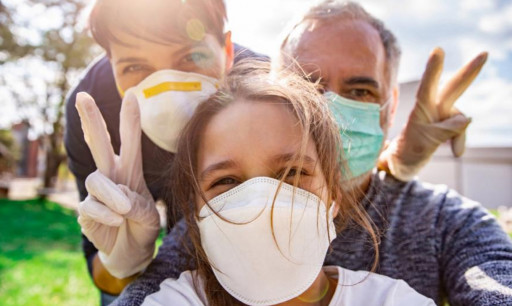 Maadho Distributors Is Helping Organizations Do Their Part and the Public Gear Up for the 100-Day Mask Challenge