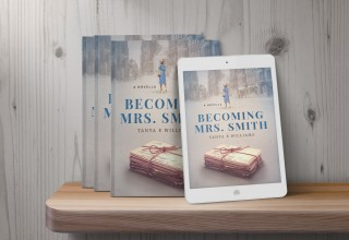 Becoming Mrs. Smith Available Now!