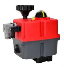 5610E Series Multi-Voltage Actuator