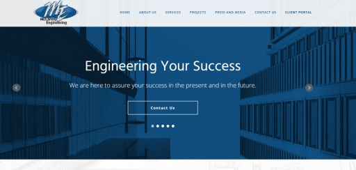 McCarthy Engineering's New Website Design Provides a Better User Experience