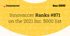 Innovaccer at Inc. 5000