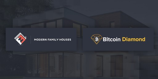Bitcoin Diamond to Be Accepted as Payment for Modern Family Houses