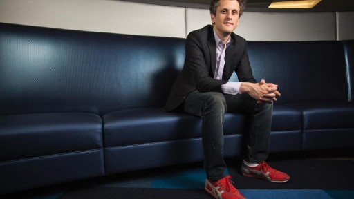 MillionaireMatch: Aaron Levie, CEO of Box: Starting With the Basics