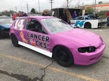 #14 Cancer Sucks Racing team