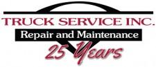 Truck Service - Truck Service Inc. Celebrates 25 Years