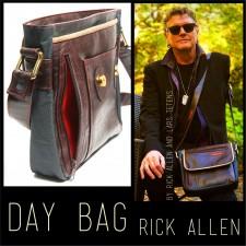 Rick Allen Day Bag Side