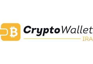 CryptoWallet IRA Company Logo