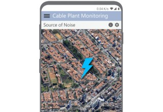 Mobile View - Network NoiseHawk