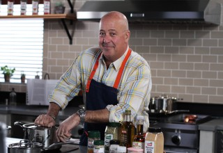 Andrew Zimmern and Badia Spices