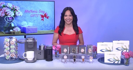 Gift Giving Expert, Aileen Avery, Gives Tips to Select the Perfect Mother's Day Present