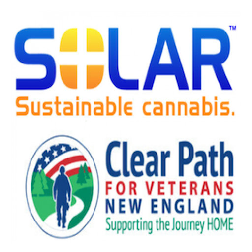Solar Therapeutics and Clear Path for Veterans New England Announce Partnership During Month of November and Beyond