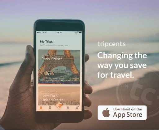 Travel Budgeting App Tripcents to Launch This Spring