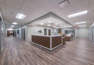 New  Vital Heart & Vein Facility - Inside