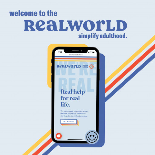 Realworld Raises $3.4 Million in Oversubscribed Seed Round