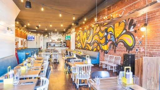 Bareburger Debuts New Refreshed Look in Morristown, NJ