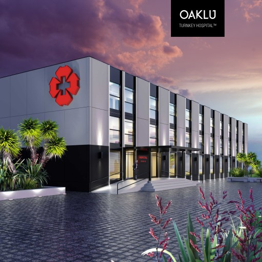 OAKLU Turnkey Hospital™ Just Keeps Building