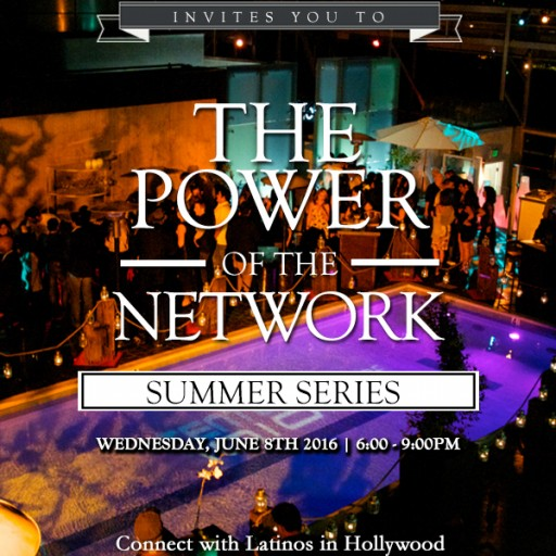 TENTEN Wilshire: Hollywood Latinos Connect at the Power of the Network